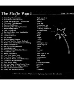 CD THE MAGIC WAND