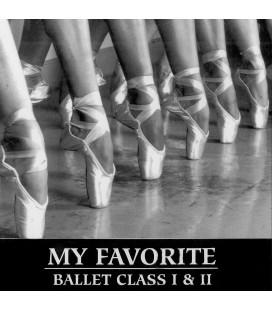 CD MY FAVORITE, BALLET CLASS I & II