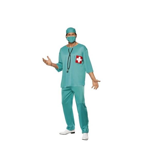 Bata cirujano