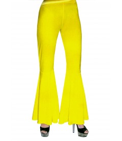 PANTALON HIPPIE AMARILLO