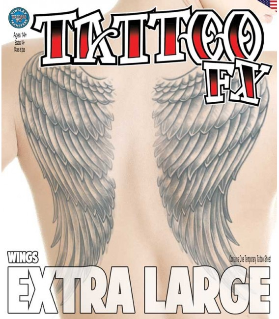 EXTRA LARGE WINGS