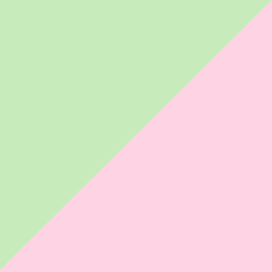 Verde / Rosa